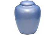 Biodegradable Urn Blue
